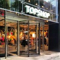 Photo taken at Topshop Topman by Keilon L. on 10/19/2012