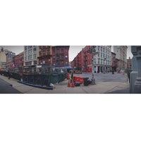 Photo taken at Crosby Street & Grand Street by Keilon L. on 10/11/2013