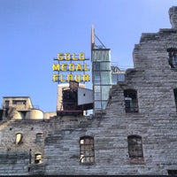 Photo taken at Mill City Museum by Keilon L. on 3/30/2013