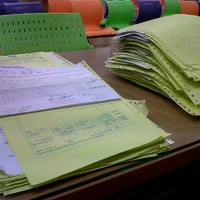 Photo taken at Registration office by SiS Z. on 11/23/2011