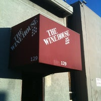 Photo taken at The Wine House by Tom S. on 3/31/2012
