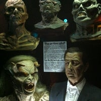 Photo taken at Count Orlock's Nightmare Gallery by Adam G. on 8/10/2012