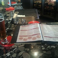 Photo taken at Square 1 Burgers & Bar by Sean M. on 10/9/2011