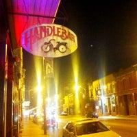 Photo taken at Handlebar by Sar on 4/13/2011
