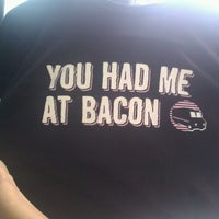 Photo taken at Bacon Bacon by Siv on 9/11/2011