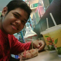 Photo taken at Takoyaki DP Mall by Rizal V. on 12/25/2011