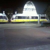 Photo taken at Parker Road Station (DART Rail) by Steven G. on 12/6/2011