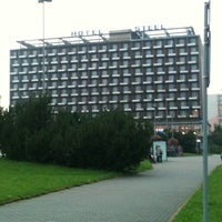 Photo taken at Hotel Steel 3* by Radka T. on 8/1/2011