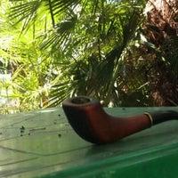 Photo taken at место для неспешного курения трубки by Виталий Л. on 7/11/2012
