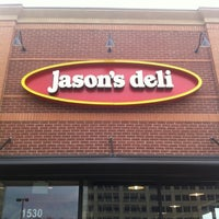 Photo taken at Jason's Deli by James B. on 7/16/2011