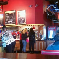 Photo taken at Fuddruckers by Robert on 1/4/2012