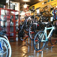 Photo taken at Joe's Cycles by Jordan on 10/5/2011