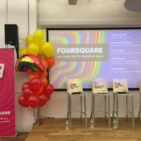 Photo prise au Foursquare HQ par Dens le6/21/2017