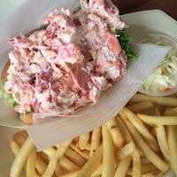 Photo taken at Cooke's Seafood by Dens on 8/22/2015
