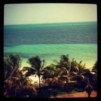 Photo taken at RIU Caribe by Gabriela F. on 8/22/2012