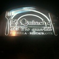 Foto tomada en El Quincho del Tio Querido por Zvi W. el 5/24/2012
