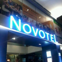 Photo taken at Novotel Bangkok Fenix Silom by Thanaphat H. on 8/30/2012