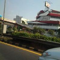 Photo taken at Jalan MT Haryono by Rezan H. on 8/19/2012