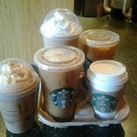Photo taken at Starbucks by Amanda B. on 3/22/2012