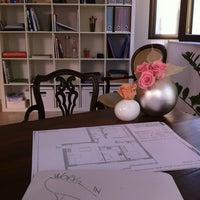 Photo taken at Studio di Architettura Work In Progress by Valentina F. on 8/27/2012