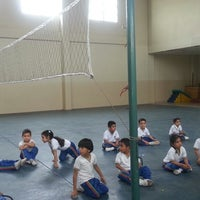 Photo taken at Unidad Educativa Alfredo Raúl Vera Vera by Katherine T. on 7/30/2013