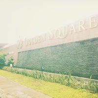 Photo taken at Golden Square by NamMuw on 12/8/2012