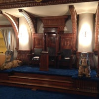 Photo taken at Masonic Temple by Gen on 7/5/2013