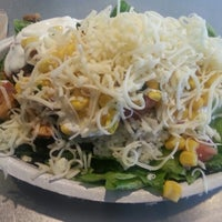 Photo taken at Chipotle Mexican Grill by Tiffany W. on 9/25/2012