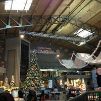 Photo taken at Armory at Seattle Center by Doug B. on 12/27/2012