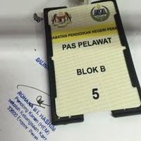 Photo taken at Jabatan Pendidikan Negeri by Luke C. on 4/14/2016