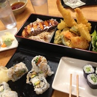 Photo taken at Geta Sushi by Louise on 5/3/2013