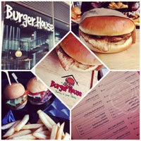 Photo taken at Burger house by Miss M. on 3/21/2013