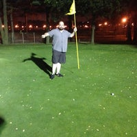Photo taken at Flushing Meadows Pitch & Putt by Kevin C. on 10/14/2013
