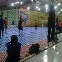 Photo taken at Futsal Town by Cynthia M. on 6/1/2013