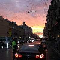 Снимок сделан в Средний проспект В. О. пользователем Маша С. 10/29/2012