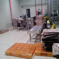 Photo taken at Coca Cola Amatil Indonesia - National Plant by Ismail P. on 11/26/2013