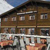 Das Foto wurde bei Bergrestaurant Hannig von Jan am 12/24/2012 aufgenommen