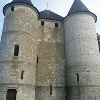 Photo taken at Château des Tourelles by Jan on 5/8/2016