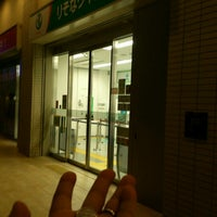 Photo taken at りそな銀行 千里中央支店 by chiaki (. on 9/25/2012