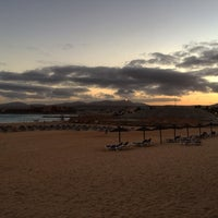 Photo taken at Playa del Castillo by Dasha C. on 9/10/2016