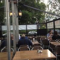 Photo taken at Restaurang Sorbon by Ölhunden - Fredrik on 6/18/2013
