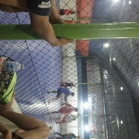 Photo taken at Teratai Mas Futsal by Willy S. on 3/26/2013