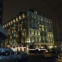 Foto tirada no(a) Pera Palace Hotel Jumeirah por Gülay em 3/24/2013