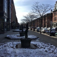 Photo taken at Newbury Street by Señor on 3/12/2017