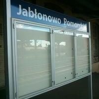 Photo taken at Jabłonowo Pomorskie by adam o. on 7/21/2013