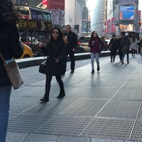 "Photo taken at Max Neuhaus ""Times Square"" by Kevin R. on 1/21/2017"