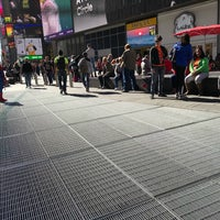 "Photo taken at Max Neuhaus ""Times Square"" by Kevin R. on 10/20/2017"