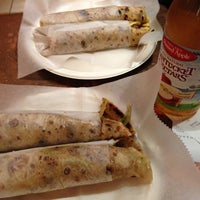 Photo taken at The Kati Roll Company by Kevin R. on 12/7/2012