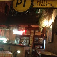 Photo taken at Osteria Dal Pignotto by Laura on 7/10/2013