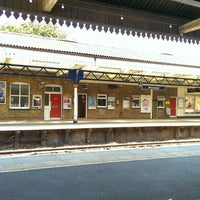 Photo taken at Winchester Railway Station (WIN) by Ken S. on 7/11/2013
